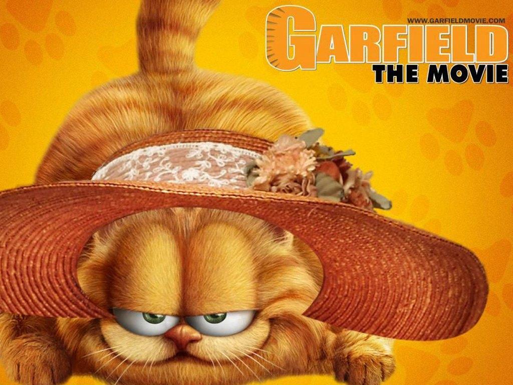 加菲猫精美壁纸-淘米视频