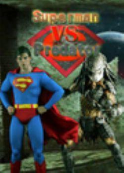 超人钢铁英雄 VS 铁血战士