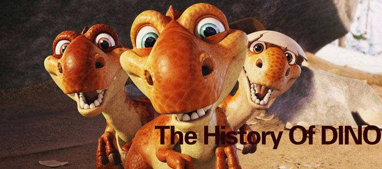 恐龙的历史