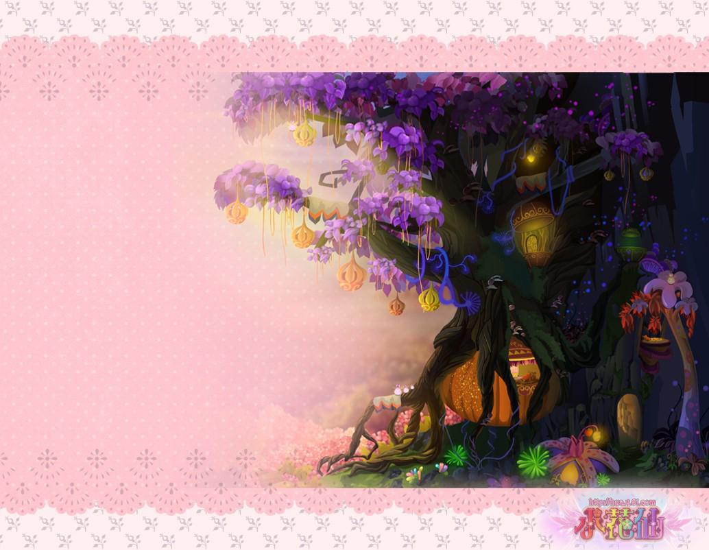 小花仙动画精美壁纸2