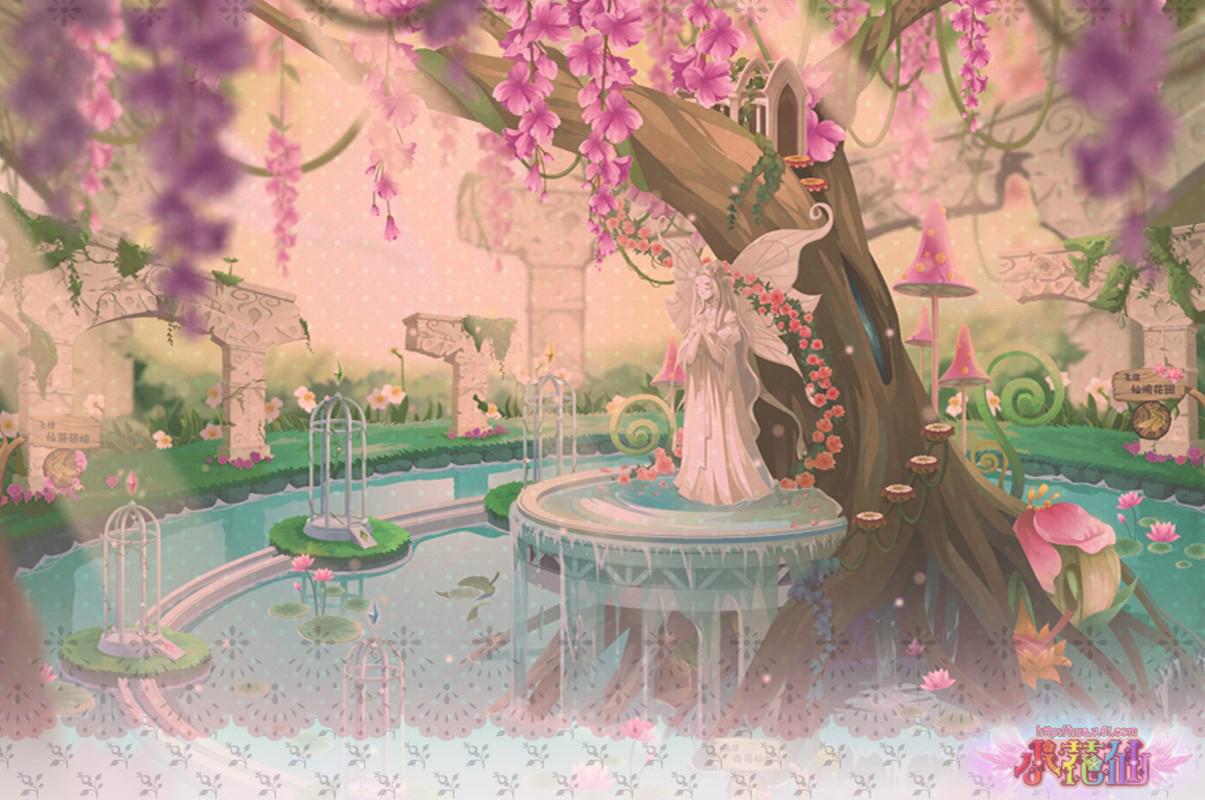 小花仙动画精美壁纸3