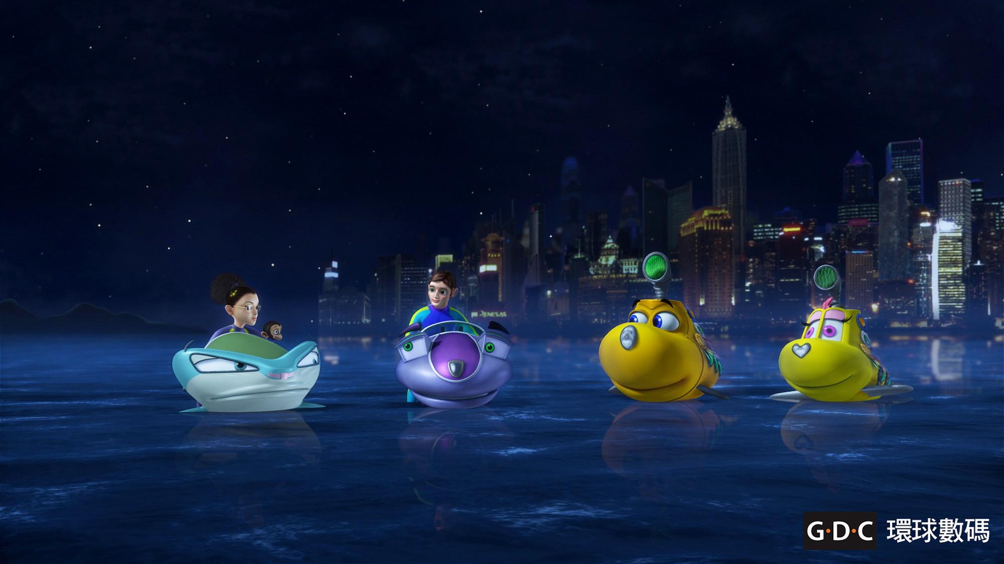 潜艇总动员4:章鱼奇遇记的图片