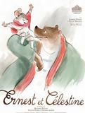 艾特熊与赛娜鼠