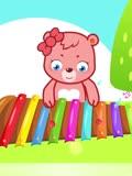 熊孩子儿歌 第209集 五指歌