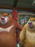 熊出没之秋日团团转第18集