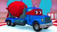 汽车城之超级变形卡车第13集