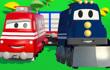 汽车城之超级变形卡车第2集