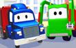 汽车城之超级变形卡车第4集