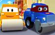 汽车城之超级变形卡车第9集