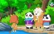 神奇熊猫第7集