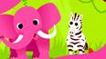 碰碰狐 英语动物儿歌第19集