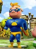 猪猪侠之变身小英雄 第19集