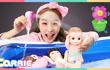 凯利和玩具朋友们 第101集 娃娃可爱沐浴器玩具