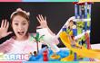 凯利和玩具朋友们 第113集 凯利的滑水道玩具
