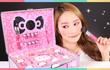 凯利和玩具朋友们 第158集 凯蒂猫化妆箱