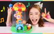 凯利和玩具朋友们 第166集 咕噜咕噜面包超人塔