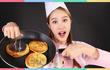 凯利和玩具朋友们 第172集 巧克力酱糖饼制作