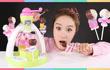凯利和玩具朋友们 第189集 蛋糕棒棒糖制作玩具