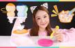 凯利和玩具朋友们 第204集 珍珠冰激凌制作玩具