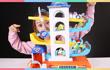 凯利和玩具朋友们 第213集 迪士尼斜坡汽车玩具