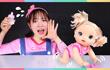 凯利和玩具朋友们 第218集 淘气宝贝洋娃娃玩具