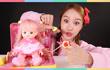 凯利和玩具朋友们 第219集 咪露娃娃草莓美发室