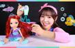 凯利和玩具朋友们 第228集 迪士尼人鱼公主玩具