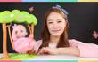 凯利和玩具朋友们 第236集 仿真娃娃秋千玩具