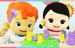 凯利和玩具朋友们 第244集 抓恐龙桌面玩具游戏