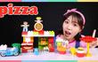 凯利和玩具朋友们 第249集 乐高系列披萨店玩具