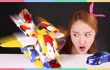 凯利和玩具朋友们 第250集 魔幻车神变形机器人