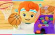凯利和玩具朋友们 第253集 投篮桌面玩具游戏