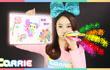 凯利和玩具朋友们 第27集 吹吹彩色笔绘画玩具