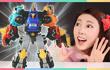 凯利和玩具朋友们 第280集 凯利和变身机器人