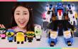 凯利和玩具朋友们 第300集 五机合体机器人游戏