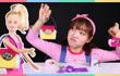 凯利和玩具朋友们 第301集 凯利设计师提包DIY