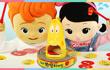 凯利和玩具朋友们 第314集 吐卡片的小虫子游戏