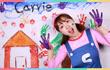 凯利和玩具朋友们 第315集 凯利手指创作绘画