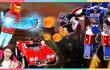 凯利和玩具朋友们 第326集 超级英雄钢铁侠玩具