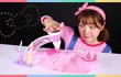凯利和玩具朋友们 第333集 凯蒂猫时尚铆钉DIY
