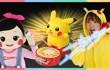 凯利和玩具朋友们 第361集 跳跃吧皮卡丘桌游