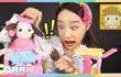 凯利和玩具朋友们 第44集 凯利的洋娃娃美发室