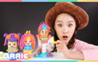凯利和玩具朋友们 第52集 培乐多彩泥理发玩具