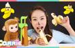 凯利和玩具朋友们 第55集 巧克力香蕉制作器