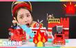 凯利和玩具朋友们 第66集 乐高消防总部玩具