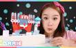 凯利和玩具朋友们 第81集 制作果冻饮料食玩