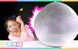 凯利和玩具朋友们 第83集 五色娃卵大气球制作