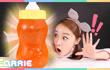 凯利和玩具朋友们 第87集 奶瓶超大果冻制作