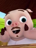 三只小猪与功夫潘达第1集