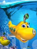 潜水的奥力第3集
